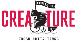 creature coffee logo